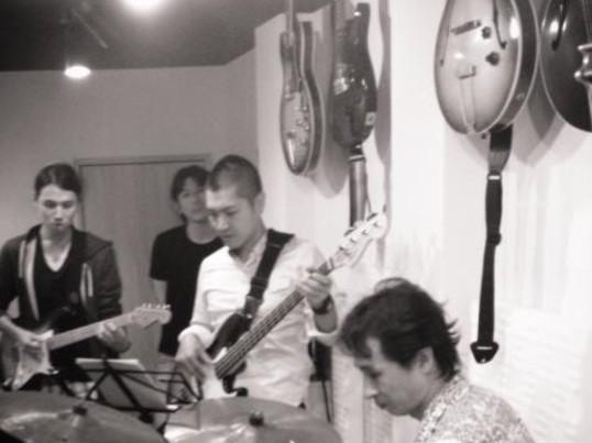個人Jazz&Funk guitar  (初心者〜上級)初回の画像
