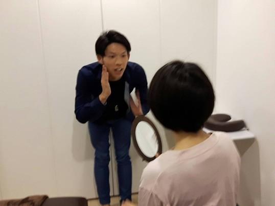 プロもビックリ‼️たった90分で自分好みの小顔作りの画像