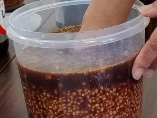 万能発酵調味料、『醬(ひしお)造り 』の画像