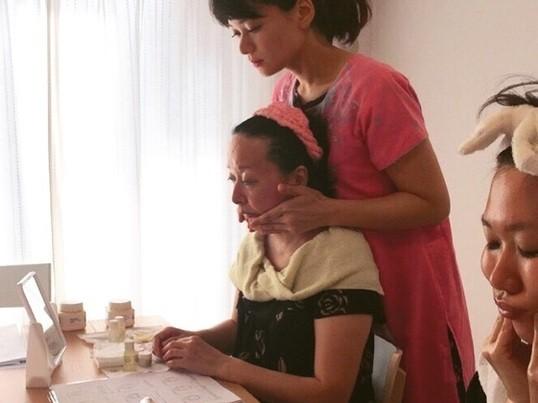 アーユルヴェーダに基づいた過ごし方と顔ヨガ、耳ヨガマッサージを学ぶの画像