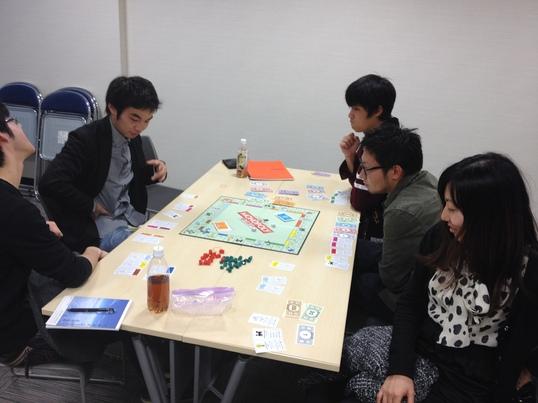 経営者を体感せよ!起業体験できるボードゲームセミナーの画像