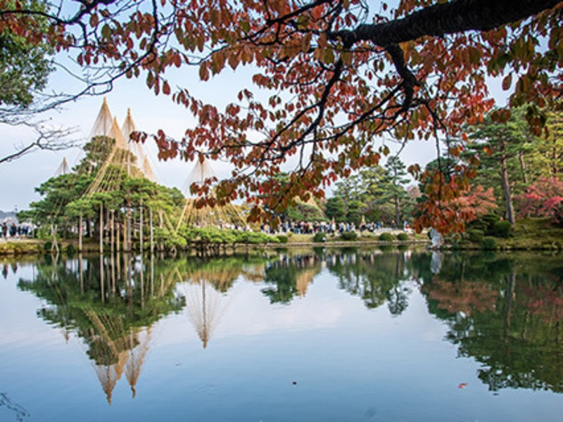 金沢城・兼六園周辺お写んぽ撮影講座【初心者向け】の画像