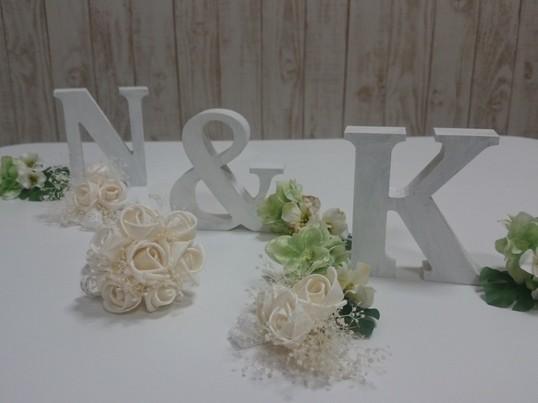 『プレ花嫁必見』カフェで楽しく作りましょう♥の画像