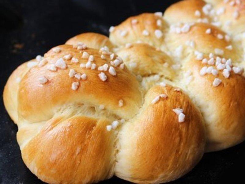 <かなり贅沢パン作り>フランス産エシレバター❌ふわっブリオッシュの画像