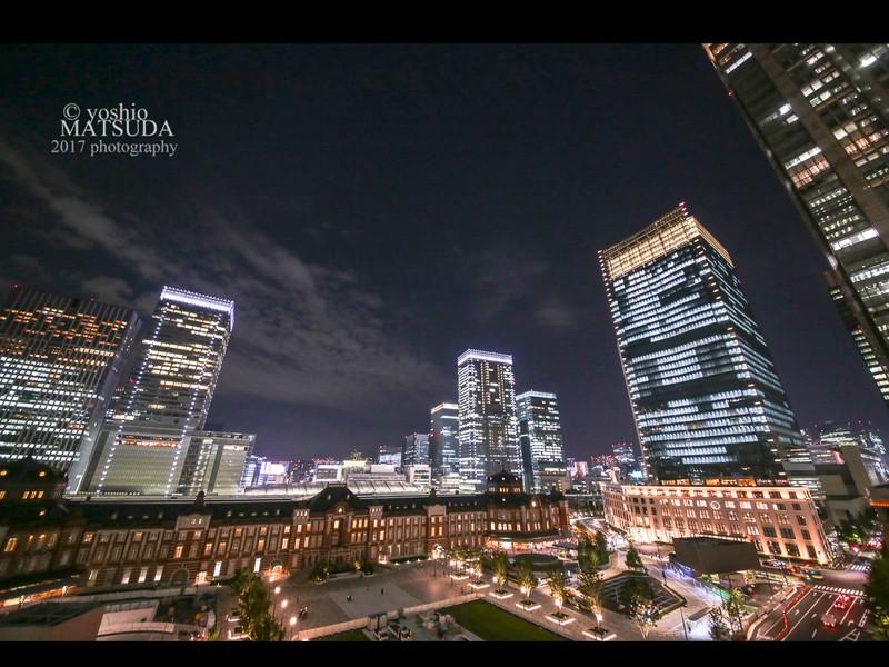イメージ通りに撮影・昼・夜開催東京駅・丸の内を撮影しよう〜 の画像