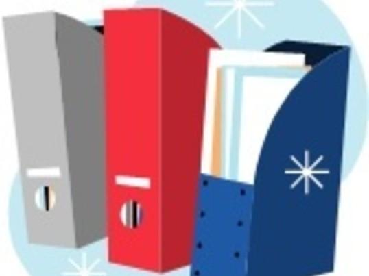 「家庭の書類整理」ショートマスター講座の画像