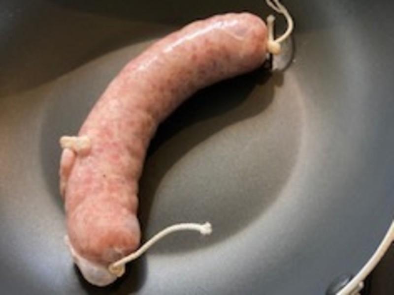 <ソーセージ❌???>お肉を詰めて手作りする❌世界のソーセージの画像