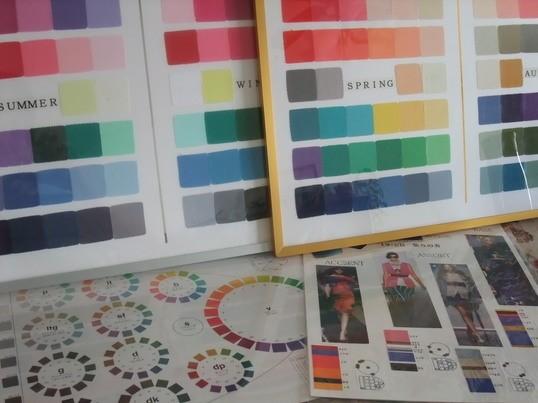 これは万能!色のものさしを知ってカラーコーディネートも楽々♪基礎編の画像