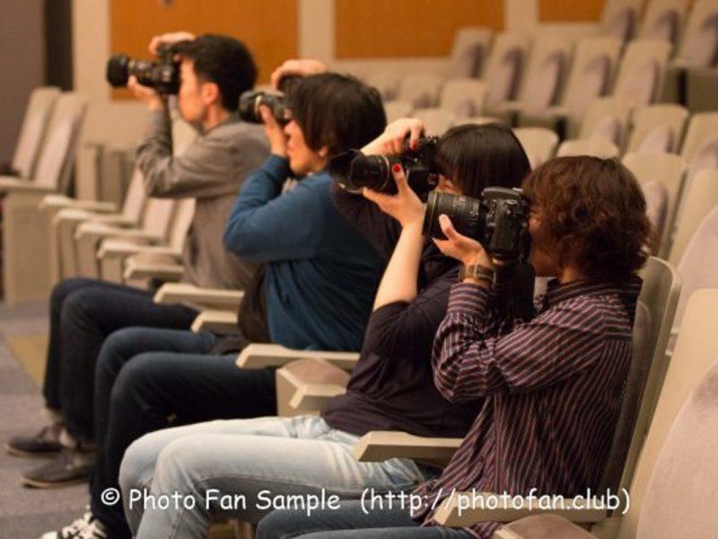 あなたの写真ギャラリーが充実する撮影会&コロコロ変わる照明撮影法の画像