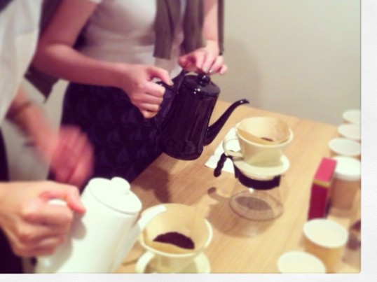 Coffee×Karadaトーク Vol.4好みの抽出器具を探す旅の画像