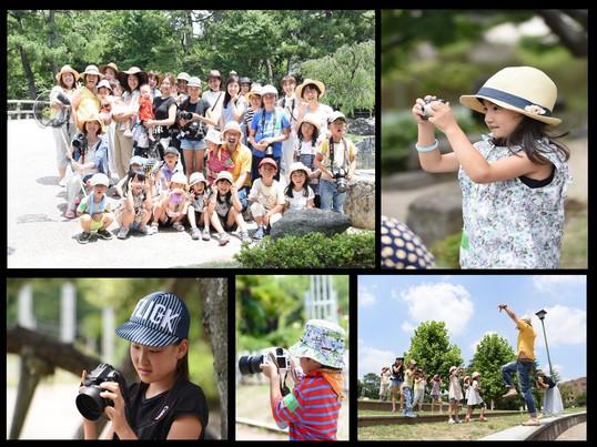 橘田龍馬認定『こども写真教室♪』講師養成講座『2期生』in名古屋の画像