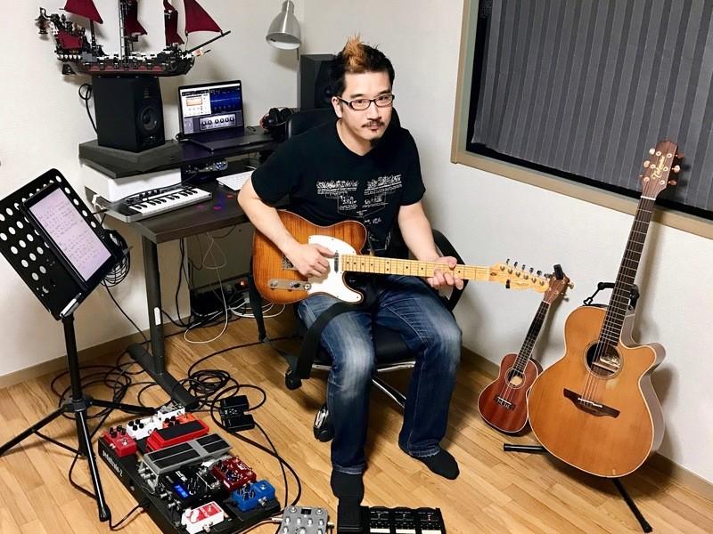 本場アメリカで10年活動したギタリストのギターレッスン。の画像