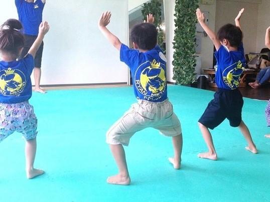 運動のデキるを増やす!子ども向けジャングルフィット!の画像