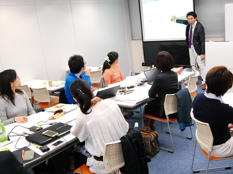 士業・コンサルタント・講師・コーチのための「Web集客セミナー」の画像