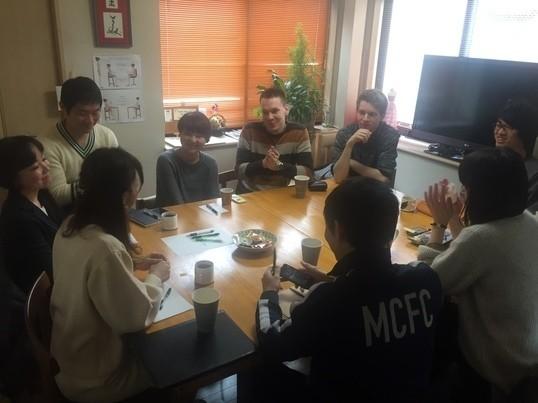 【参加費1000円】素敵な広尾の一軒家で学ぶ英会話カフェ会の画像