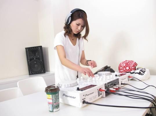 現役DJが講師を務める麹町のDJスクールIDPS DJ初心者コースの画像