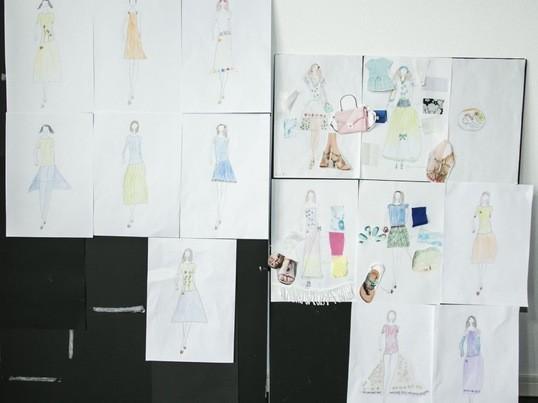 本格的ファッションデザイナー体験♩幼少期の遊びを未来のチカラへ!の画像