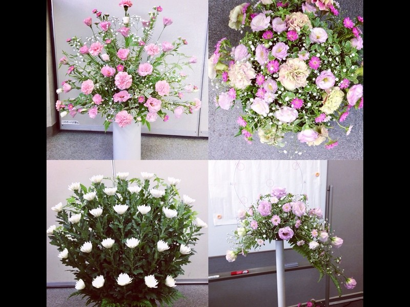 お花の国家資格 「フラワー装飾技能士」、合格のポイント教えます!の画像