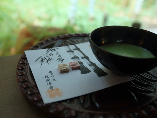 美しい所作が身につく茶道の画像