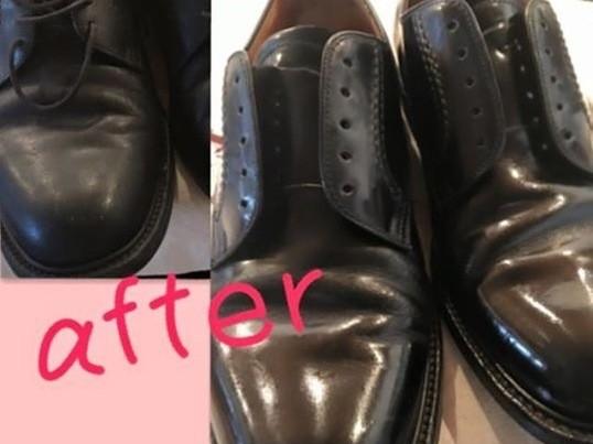 誰でもカンタンにキレイになる♪靴磨き講座の画像