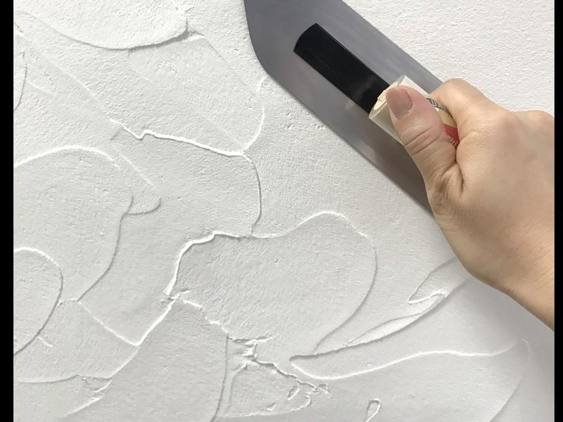 【壁のリノベーション】オーガニックで安心珪藻土の塗り方講座★基礎編の画像