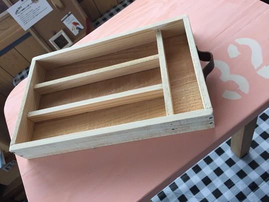 *米子開催木工教室*sw12木のトレーを作ろうの画像