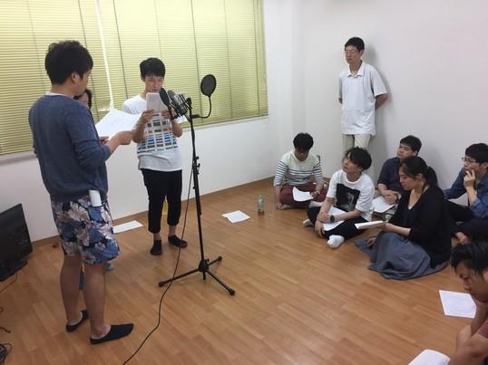 日常生活に役立つコミュニケーション力を磨く朗読演劇ワークショップの画像