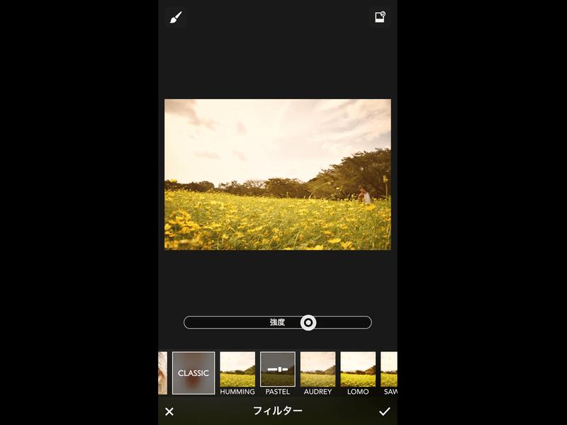 【急募!】スマホアプリで簡単お洒落に!写真編集レッスン♪の画像