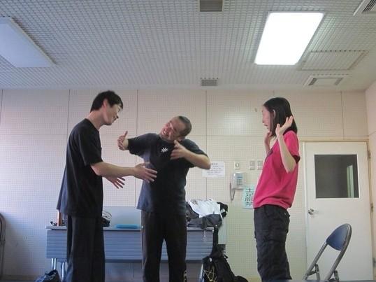 即興劇から楽しく学ぶコミュニケーション能力アップ講座の画像