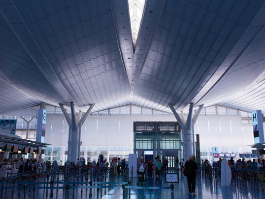 マインドフル・フォトウォーク at 羽田空港の画像
