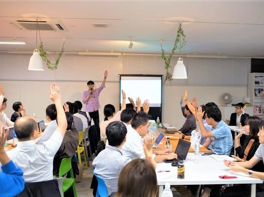 【新作】チームで発想する「アイデアスプリント」実践セミナーの画像