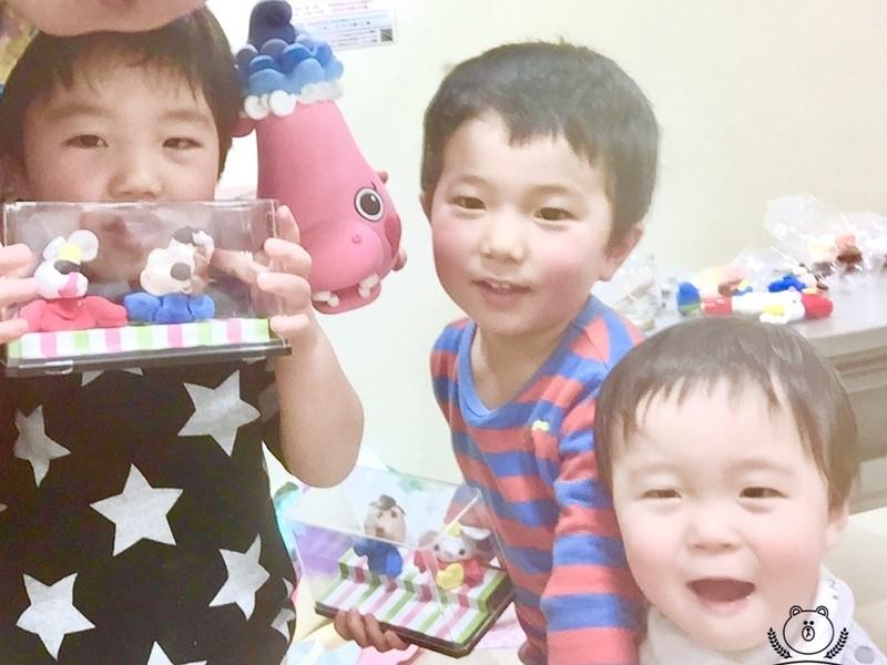 おちゃっぴねんど教室 春休みスペシャル! in 日本橋の画像