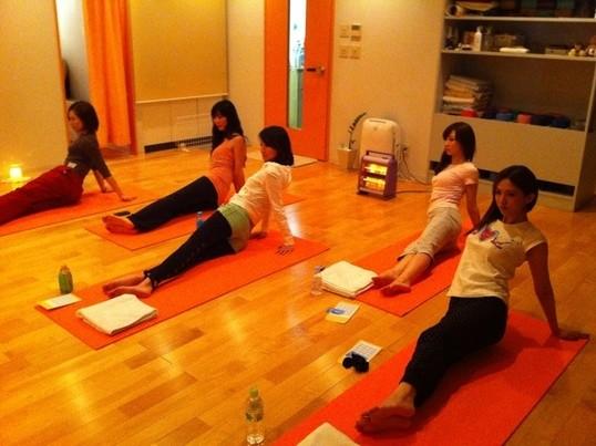 【女性らしい美脚】太もも脂肪・O脚・むくみ・集中対策講座!@六本木の画像