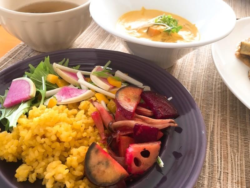 始めてから野菜料理♪マクロビ料理基礎コースの画像