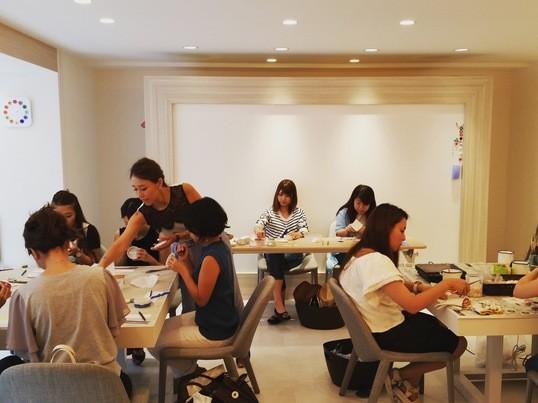【夏休】アロマワックスバー簡単にできちゃうハンドメイド体験教室の画像