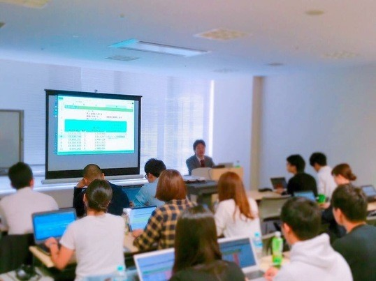 エクセル講座【初心者向け】少人数で着実にスキルUP MacもOKの画像