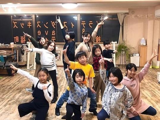 キッズダンス.ファン 体幹作りとリズムダンスで明るく元気にの画像