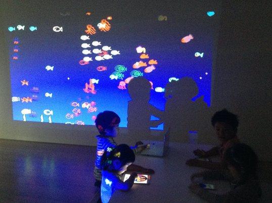 3歳からのプログラミング!みんなで水族館を作ろうの画像