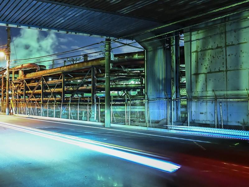 ♬スキップ☆スナップ川崎工場《浮島町編》Factory view♬の画像