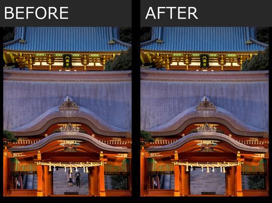 【東京23区出張】フォトショップ~写真レタッチ個別講座の画像