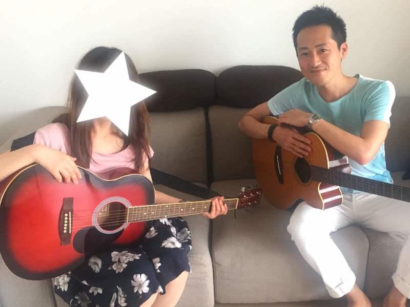 【募集停止中】ギターで弾き語りできるようになろうの画像