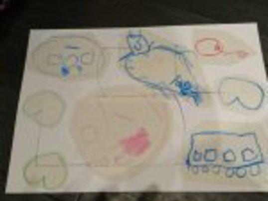Kids × アート 子供の潜在能力を掘り出そう!の画像