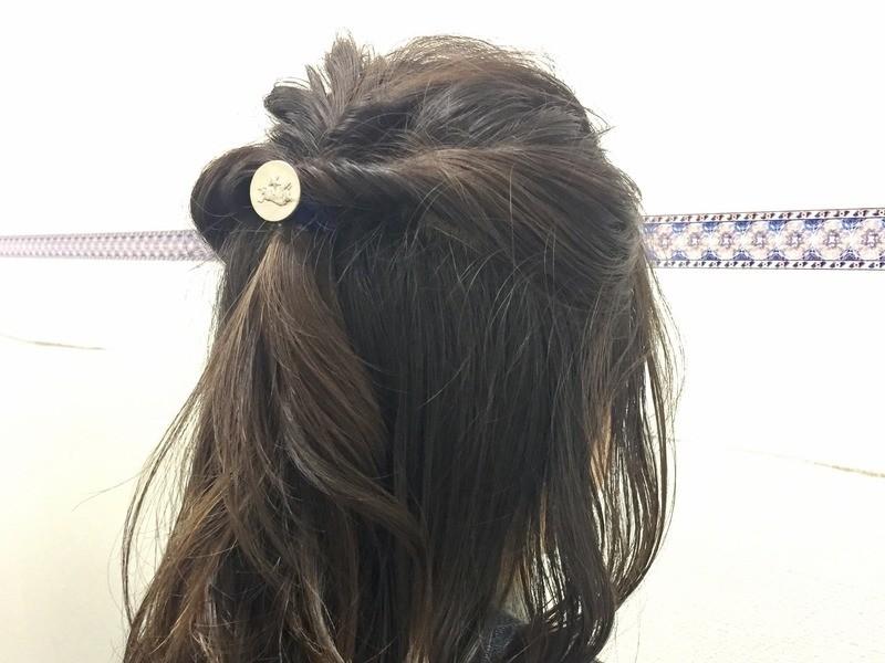 【マンツーマン】ミディアム向け・ぶきっちょさんのヘアアレンジ講座の画像