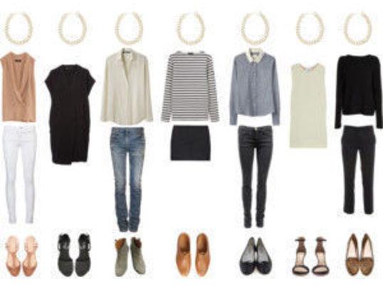 おしゃれに魅せる7daysファッションコーディネート着回し講座の画像