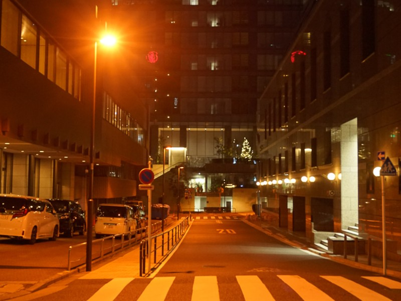 ストリートでポートレート&日中シンクロ の画像