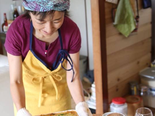 グルテンフリー!玄米麺でナチュラルビューティ講座の画像