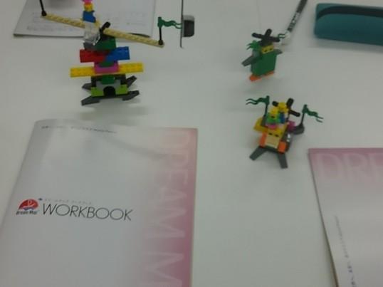 夢を描いて行動に移す!レゴ®シリアスプレイ®で描くドリームマップの画像