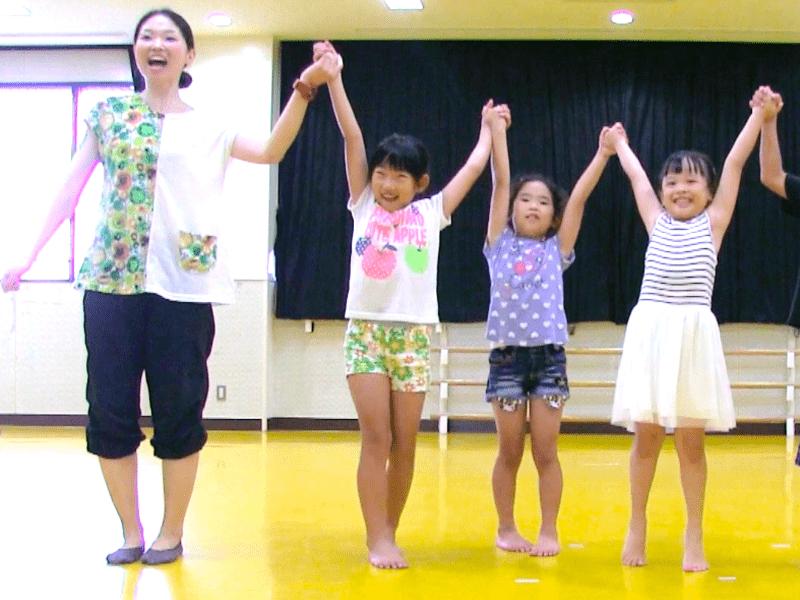 子ども達を光輝かせる!英語&歌体操の楽しいレッスン&世界発信!の画像
