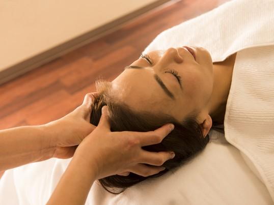 不安を解消できる!毛髪診断士のヘッドマッサージ付きヘアケアレッスンの画像