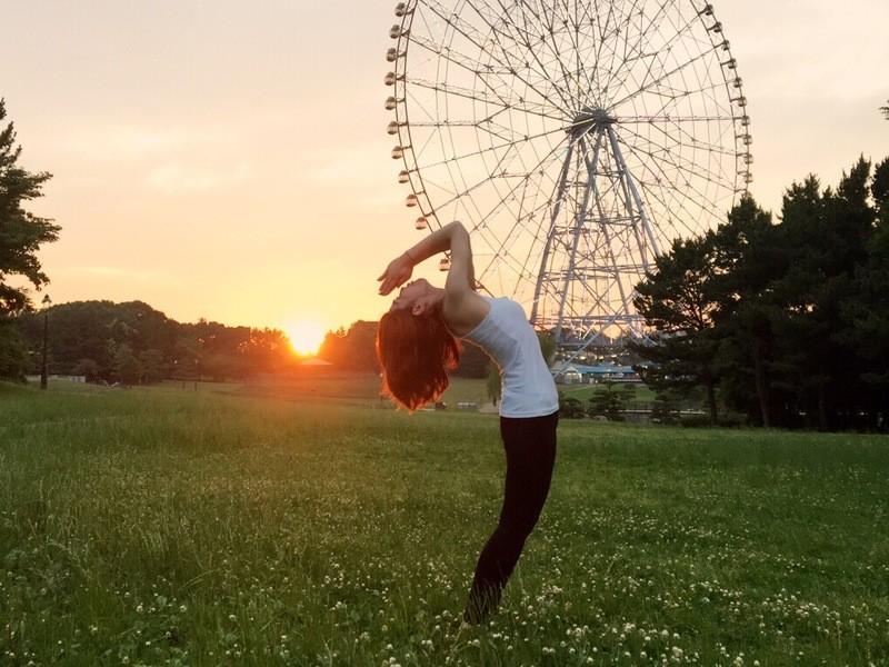 【葛西臨海公園】海,風,緑と共に!贅沢サンセットヨガの画像